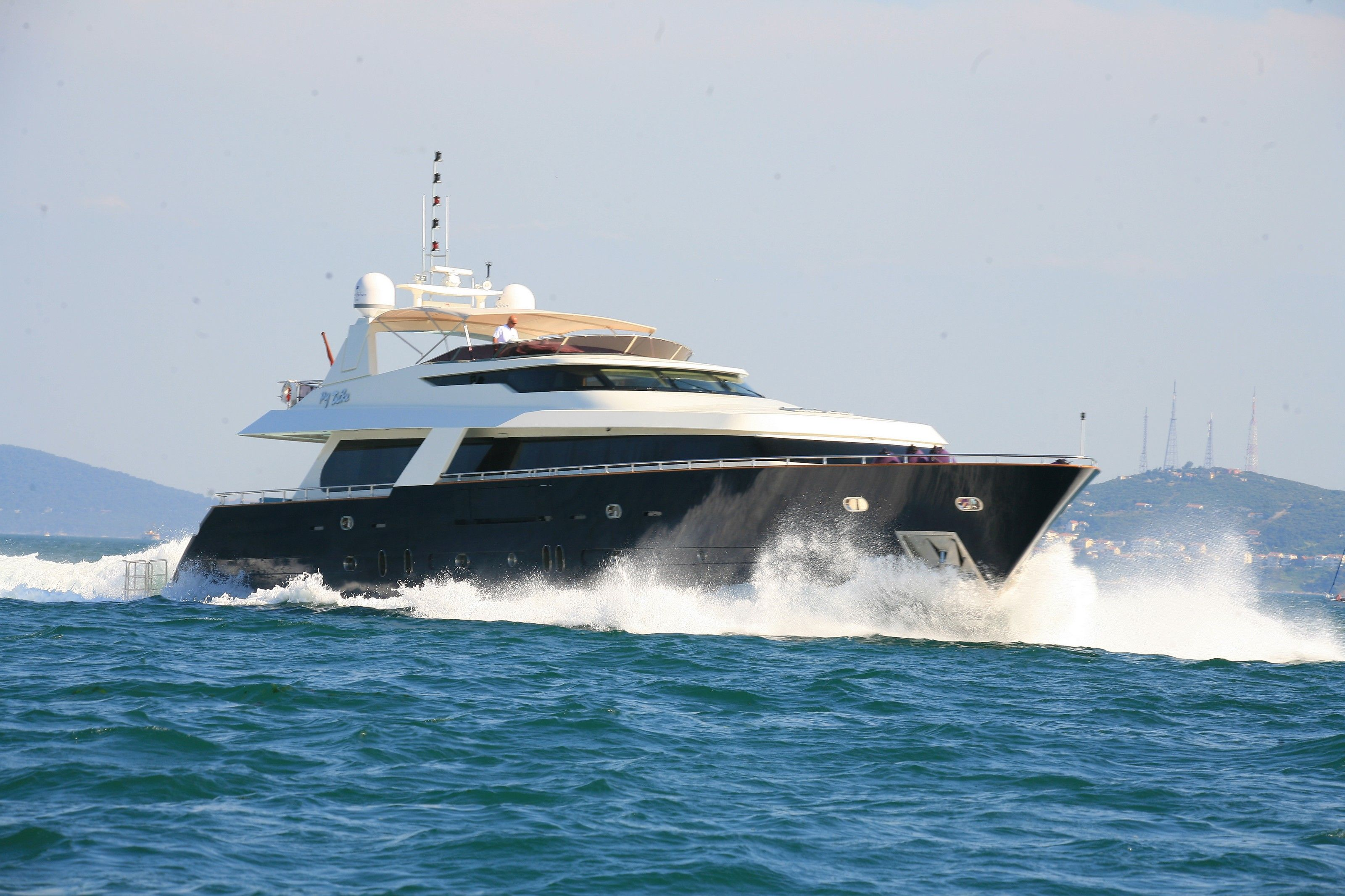 Custom Motor Yacht For Sale