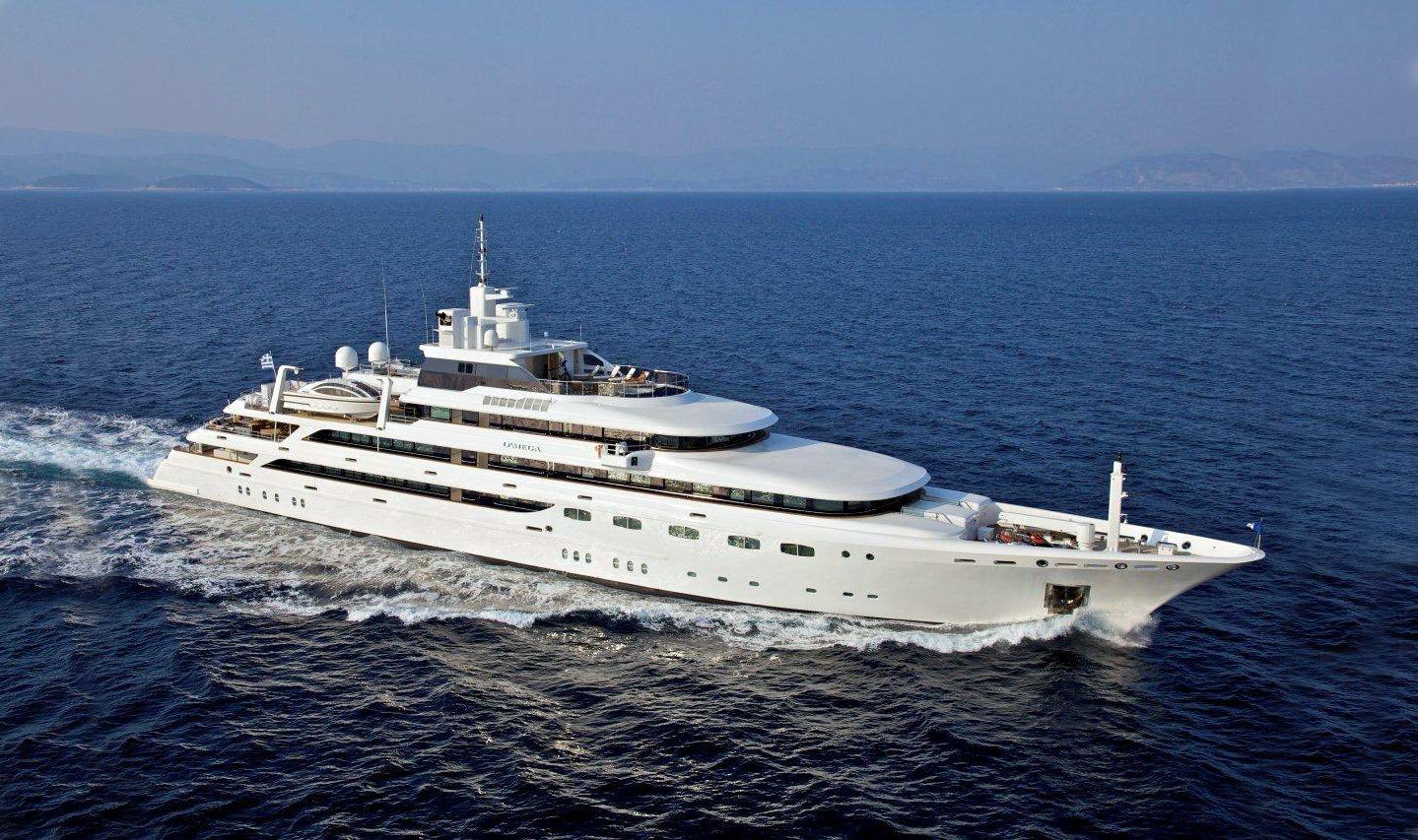 Luxury Motor Yacht For Sale