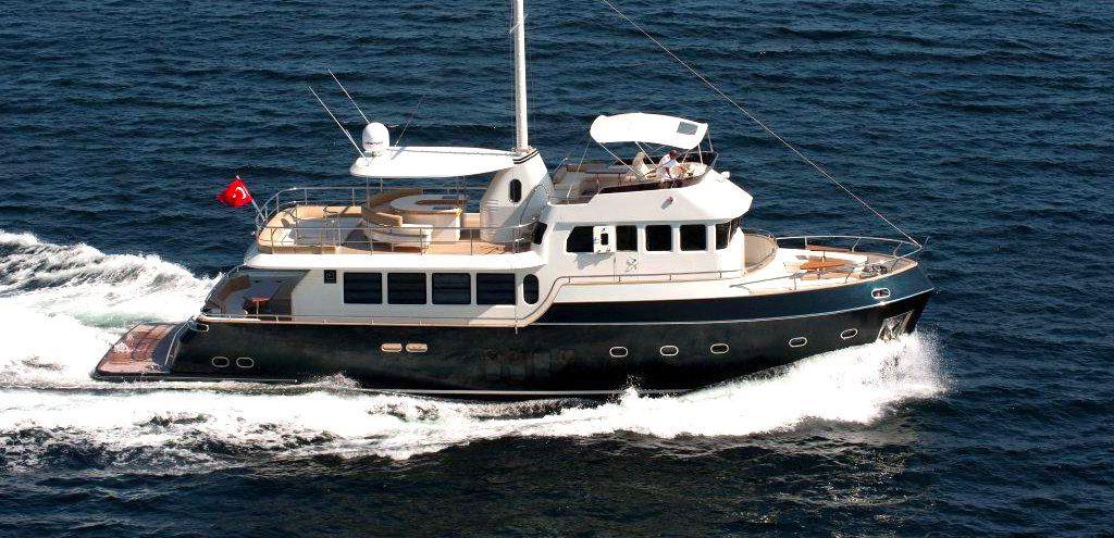 Trawler Motor Yacht For Sale