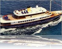 Classic yacht for sale