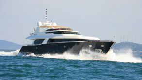 Custom Motor Yacht For Sale