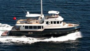 Trawler Yacht For Sale